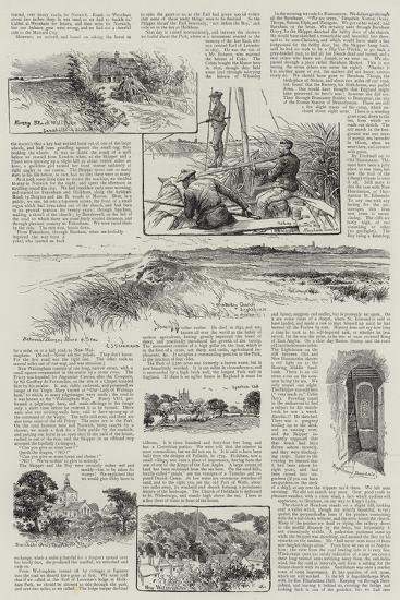 Norfolk Nooks-Charles Joseph Staniland-Giclee Print