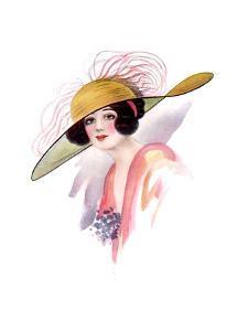 Calender Design, 1911-1912 by Norfolk Studio