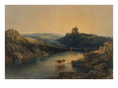 Norham Castle: Morning-J^ M^ W^ Turner-Giclee Print