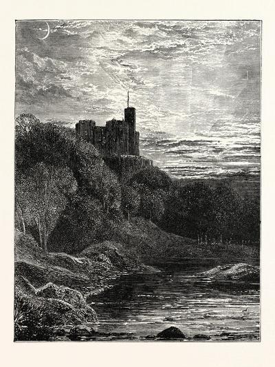 Norham Castle Northumberland--Giclee Print