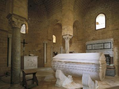 Norman Church of Trinity of Delia, 12th Century, Interior, Castelvetrano, Sicily, Italy--Giclee Print