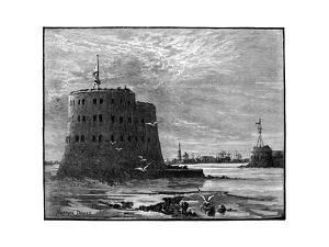 Alexander and the Peter the Great Forts, Cronstadt, Russia, 1887 by Norman Davies