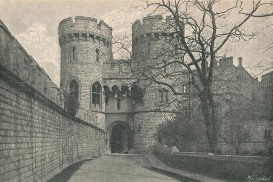 'Norman Gate', 1895-Unknown-Giclee Print