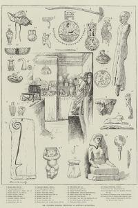 Mr Flinders Petrie's Exhibition of Egyptian Antiquities by Norman Hardy
