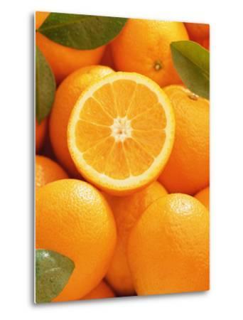 Oranges and Cut Orange, 1996