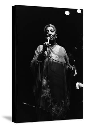 Carmen McRae, 1980