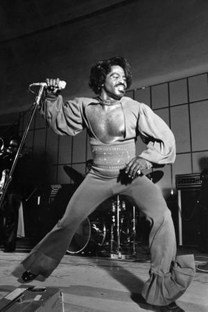 James Brown, 1974 by Norman Hunter
