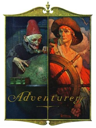 """Adventurers"", April 14,1928"