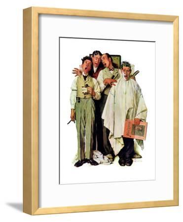 """""""Barbershop Quartet"""", September 26,1936"""