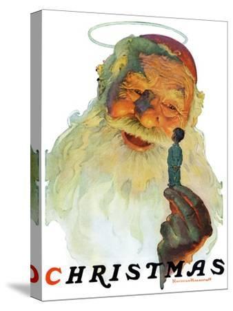 """Christmas, 1927"" (King Kong Santa), December 3,1927"