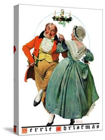 """""""Christmas Dance"""" or """"Merrie Christmas"""", December 8,1928"""