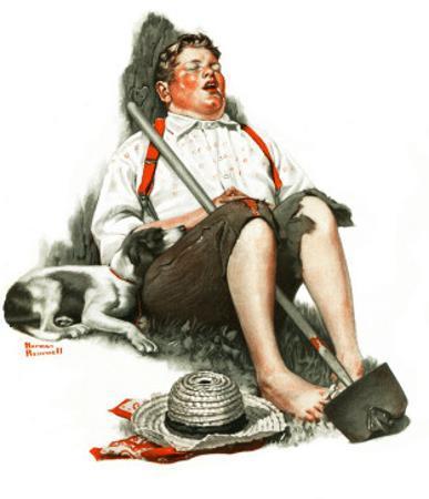 """Lazybones"", September 6,1919"