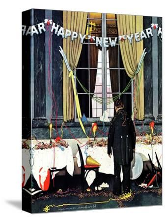 """""""Party's Over"""" or """"Happy New Year"""", December 29,1945"""