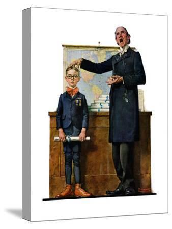 """Schoolmaster"" or ""First in his Class"", June 26,1926"