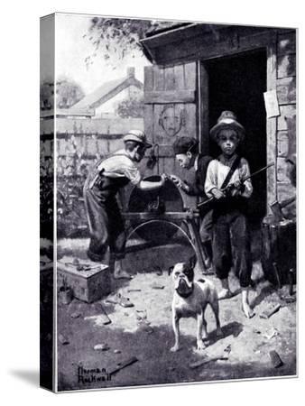 """Slim Finnegan"" B, July 8,1916"