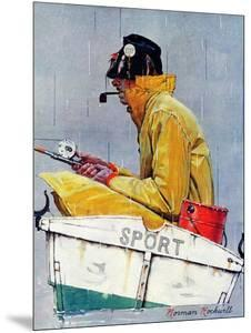 """Sport"", April 29,1939 by Norman Rockwell"
