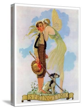 """Springtime, 1933"", April 8,1933"
