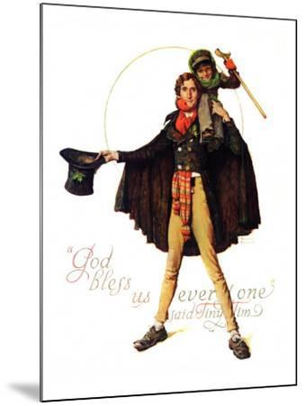 """Tiny Tim"" or ""God Bless Us Everyone"", December 15,1934"
