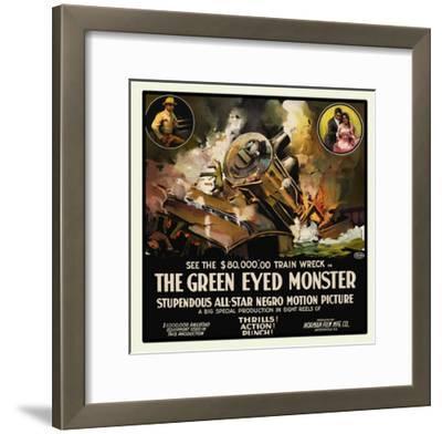 The Green Eyed Monster