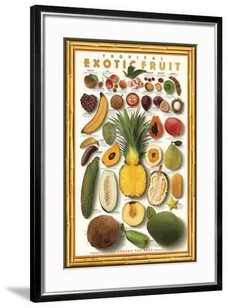 Tropical Exotic Fruit