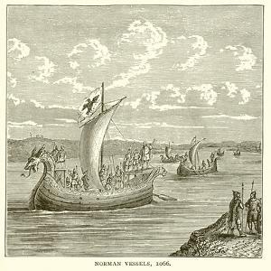 Norman Vessels, 1066