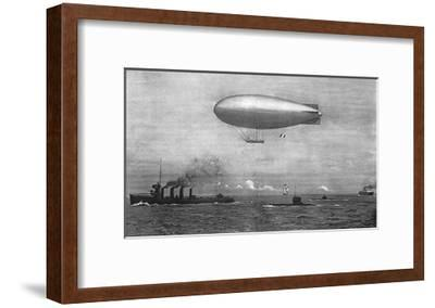 Channel Patrol 1914