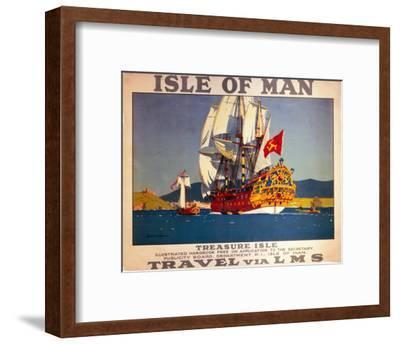 Isle of Man, Treasure Isle, LMS, c.1923-1947