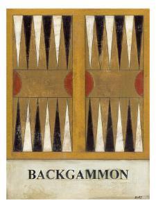 Backgammon by Norman Wyatt Jr^