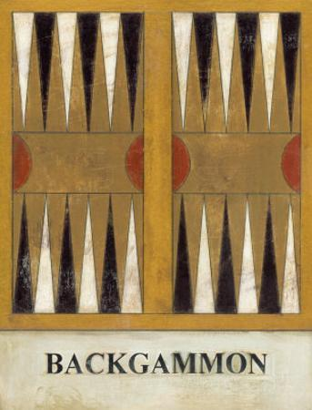 Backgammon by Norman Wyatt Jr.
