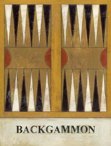 Backgammon by Norman Wyatt Jr^