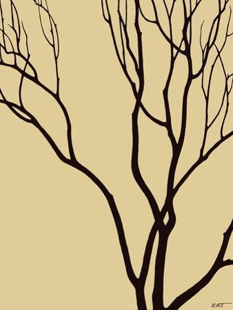 Bare Tree I by Norman Wyatt Jr.
