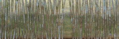 Blue Birch Forest II by Norman Wyatt Jr.
