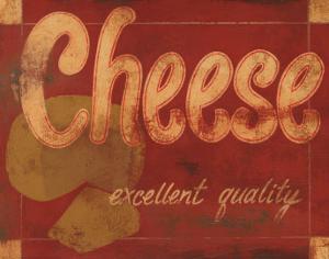 Cheese by Norman Wyatt Jr.