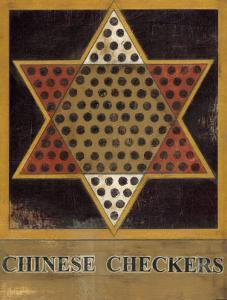 Chinese Checkers by Norman Wyatt Jr^