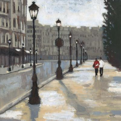 Cloudy Day in Paris 2 by Norman Wyatt Jr.