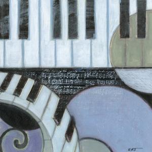 Cool Jazz III by Norman Wyatt Jr^