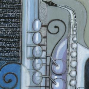 Cool Jazz IV by Norman Wyatt Jr^