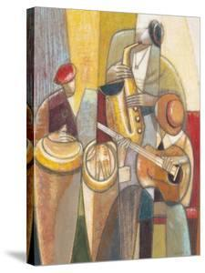 Cultural Trio 1 by Norman Wyatt Jr^