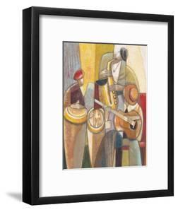 Cultural Trio 1 by Norman Wyatt Jr^