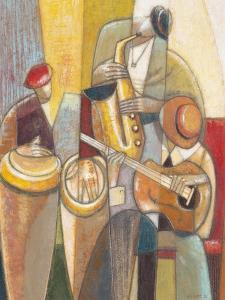 Cultural Trio 1 by Norman Wyatt Jr.