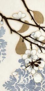 Damask Cherry Blossoms 1 by Norman Wyatt Jr.