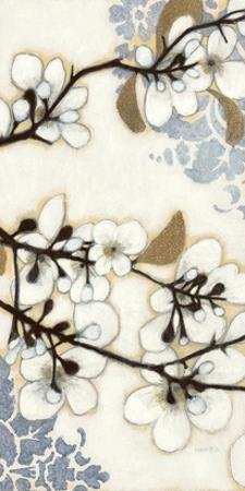 Damask Cherry Blossoms 2 by Norman Wyatt Jr.