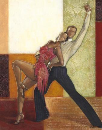 Dance I by Norman Wyatt Jr.
