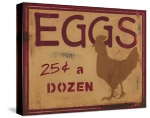 Eggs by Norman Wyatt Jr.
