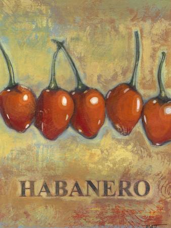 Habanero by Norman Wyatt Jr.