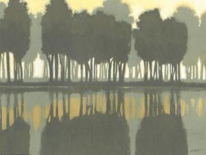 Lake at Dawn I by Norman Wyatt Jr.