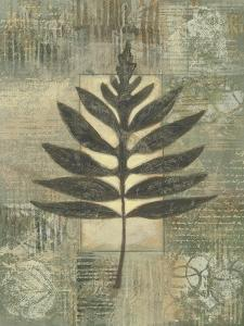 Leaf Textures I by Norman Wyatt Jr.