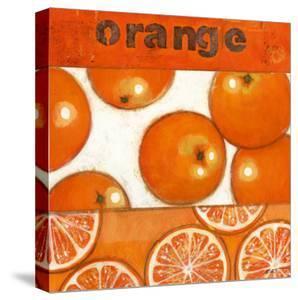 Orange by Norman Wyatt Jr.