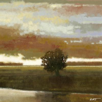 Painted Sky I by Norman Wyatt Jr.