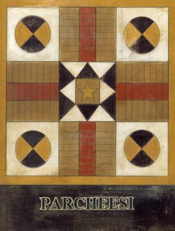 Parcheesi by Norman Wyatt Jr.